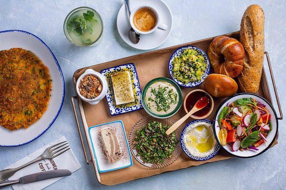 ארוחת בוקר בלנדוור נמל תל אביב