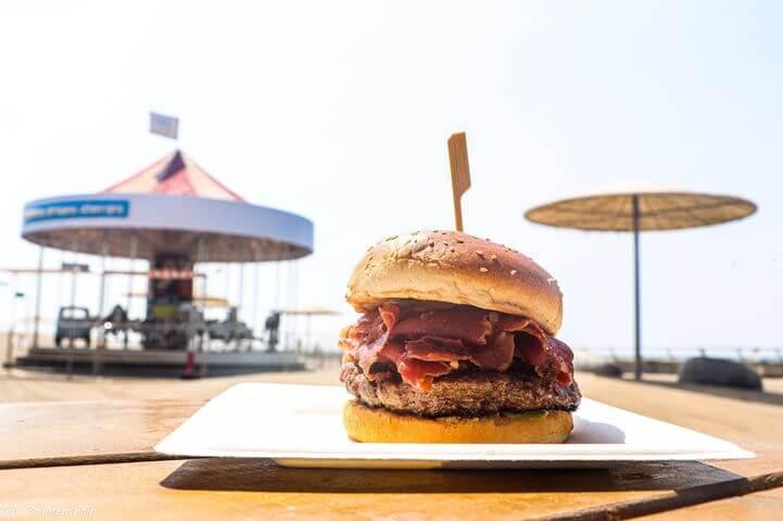 המבורגר בנמל גל זוננשייו